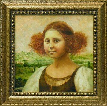 картина мона лиза: